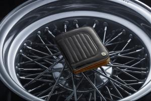 GTO _Black wallet on hub
